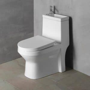 WC mísy, sedátka